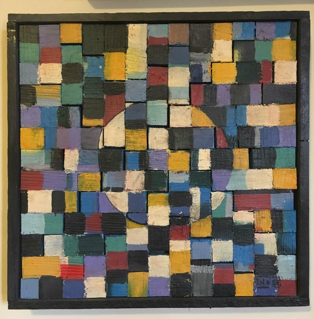 Lolo Soldevilla (1901-1971) Was a Cuban visual artist