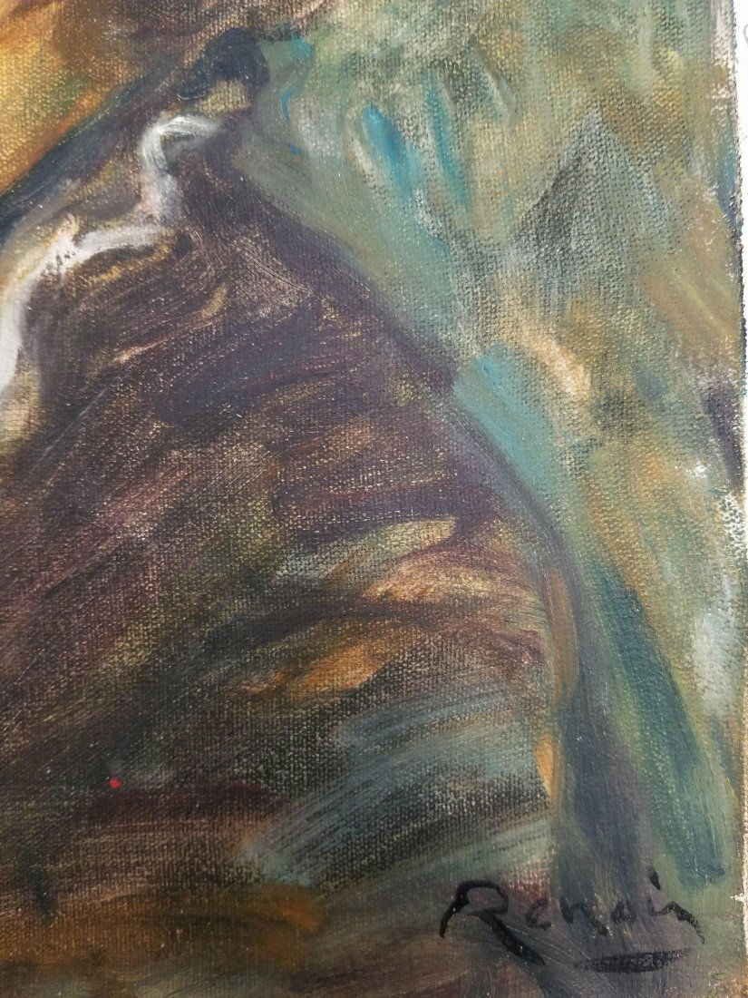 Pierre Auguste Renoir (1841-1919)-  was a French artist - 2