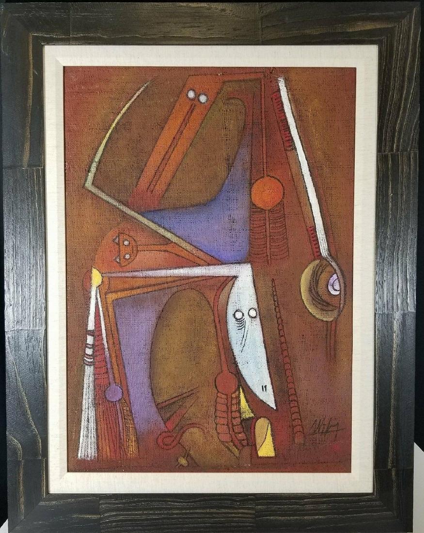 Wilfredo Lam (1902-1982)(attrib)- was a Celbrate Cuban