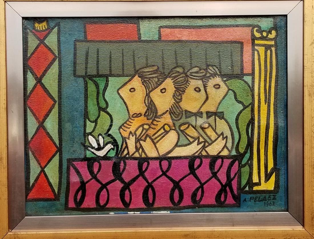 Amelia Pelaez del Casal(1896-1968)Was an important
