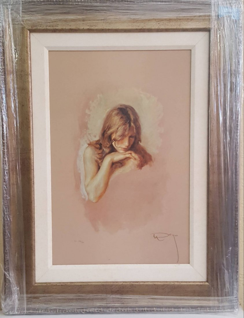 Jose Royo (1941)Spanish , his trademark is mainly young