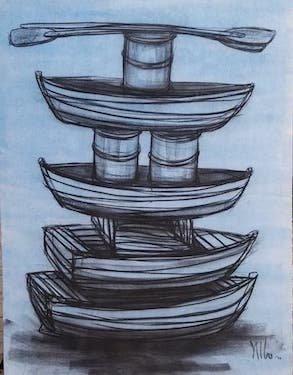 Alexis Leiva Machado, (Kcho) contemporary Cuban Artist