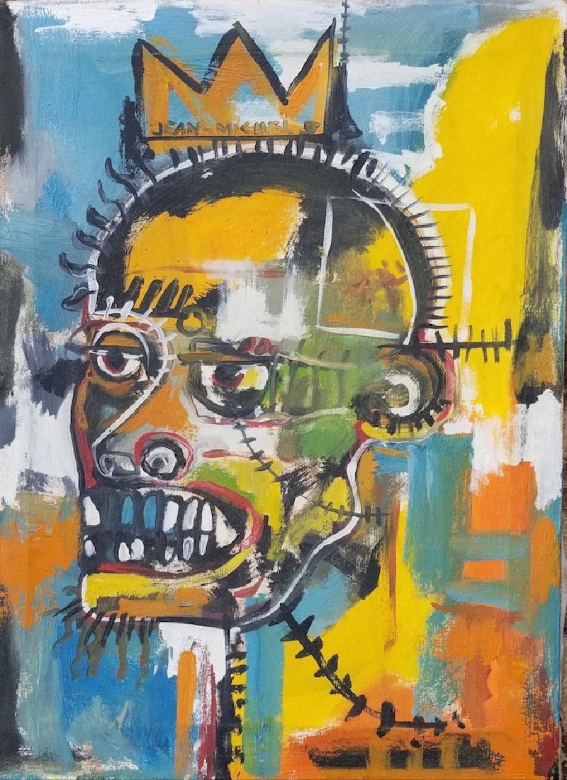 Jean-Michel Basquiat_was born on 22 December 1960, in