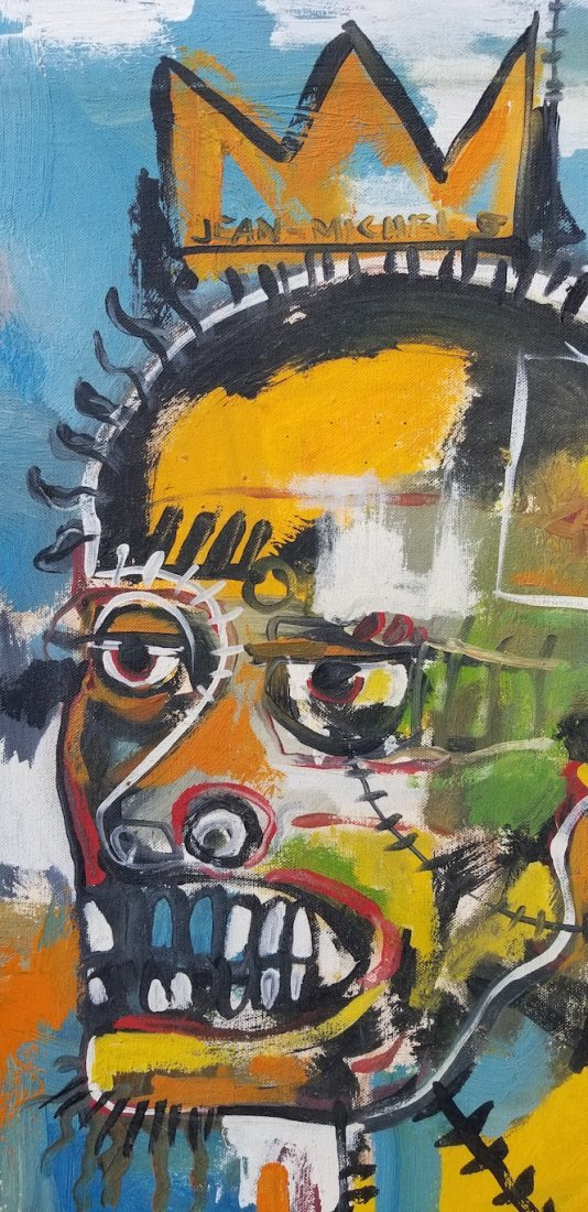 Jean-Michel Basquiat_was born on 22 December 1960, in - 2