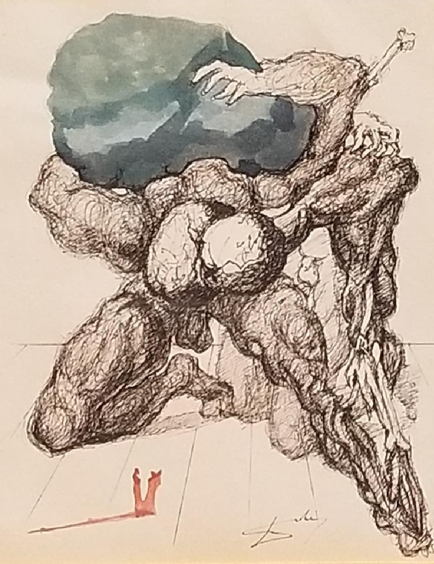 Salvador DalÍ, was a prominent Spanish surrealist born
