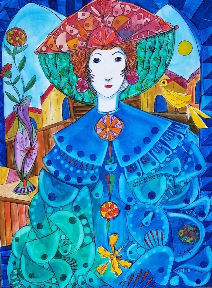 Jose Maria Mijares Fernandez was born in Havana, Cuba,