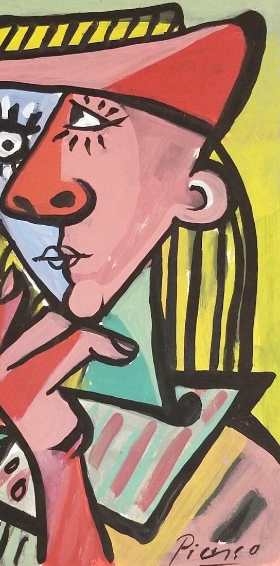 Pablo Picasso was a Spanish painter, sculptor, printmak - 2