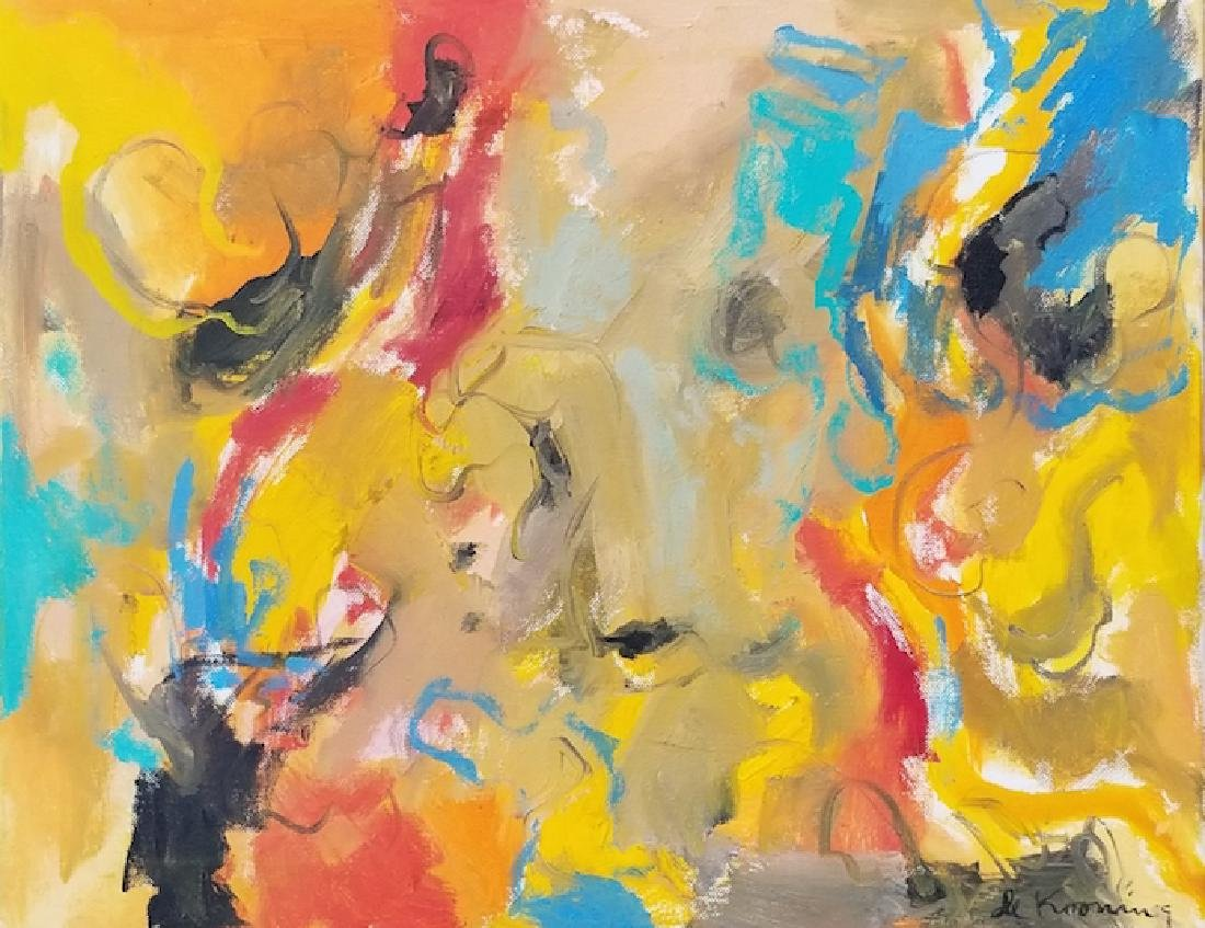 Willem de Kooning_was a renowned