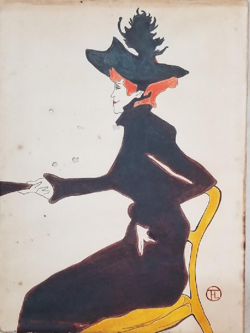 Henri de Toulouse-Lautrec was a famed 19th-century