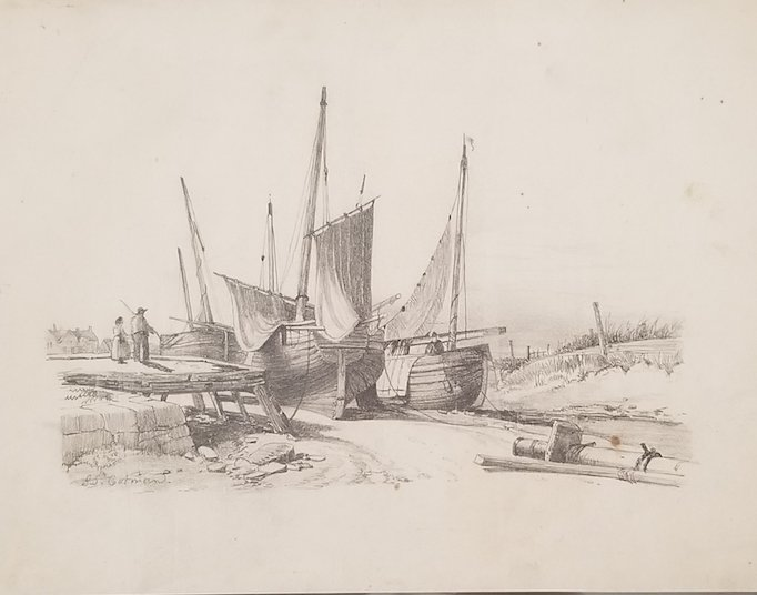 John Sell Cotman was born in_Norwich, on 16 May 1782,