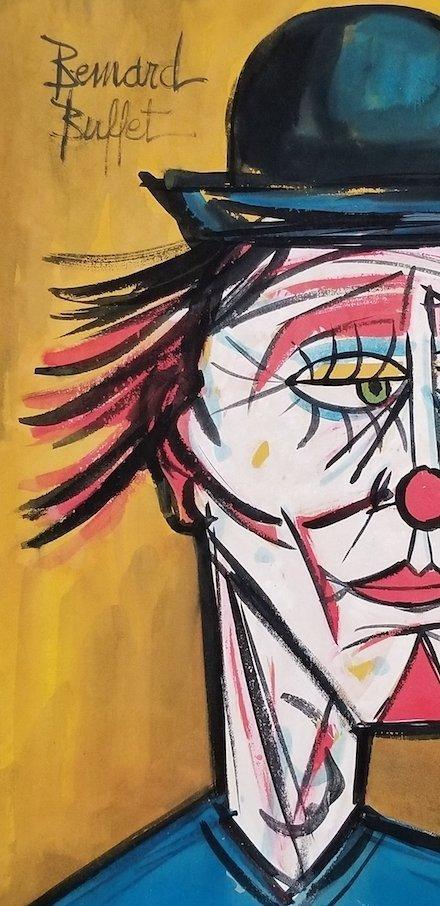 Bernard Buffet was a French painter of Expressionism an - 2