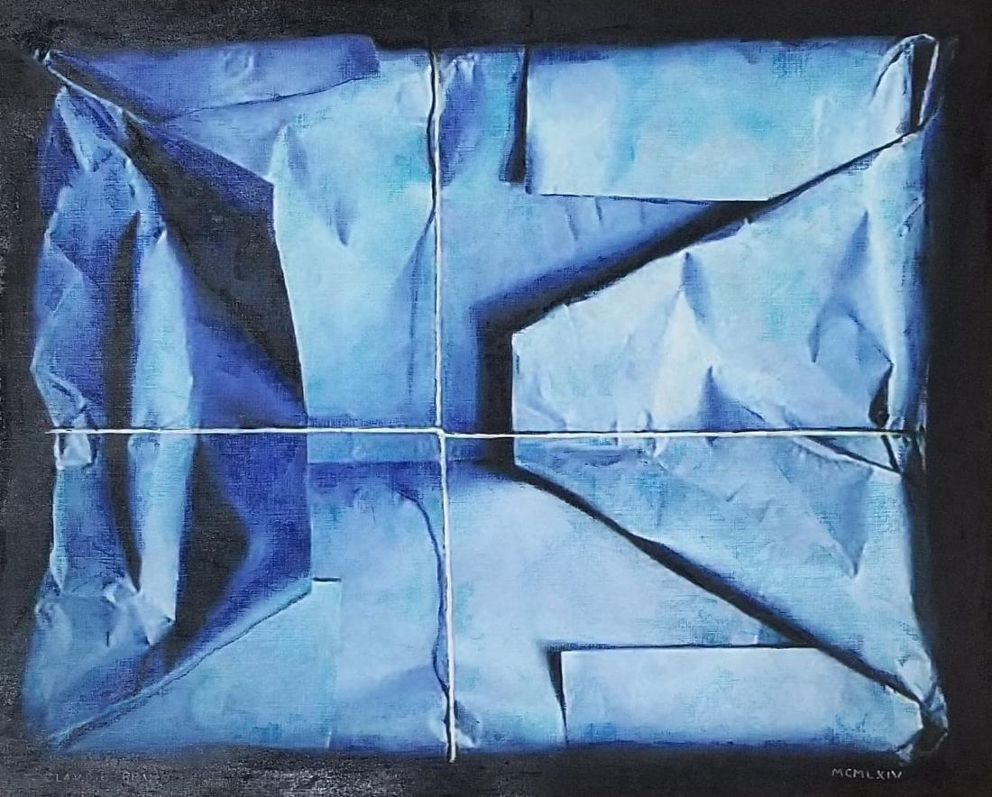 Claudio Bravo (1936-2011) was a Chilean hyperrealist