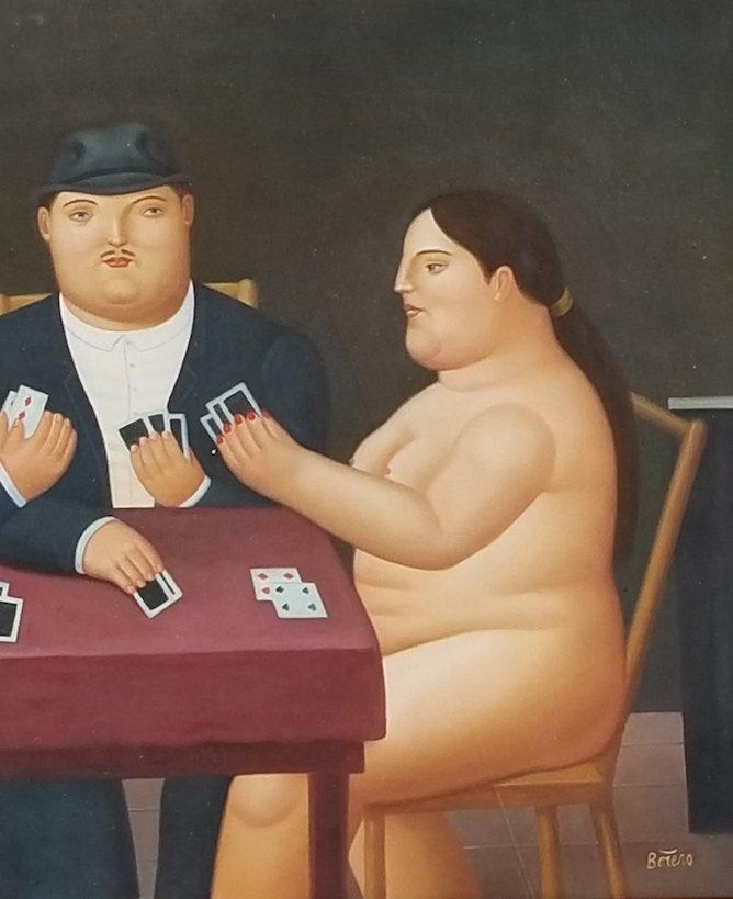 Fernando Botero Contemporary artist from Colombia - 2