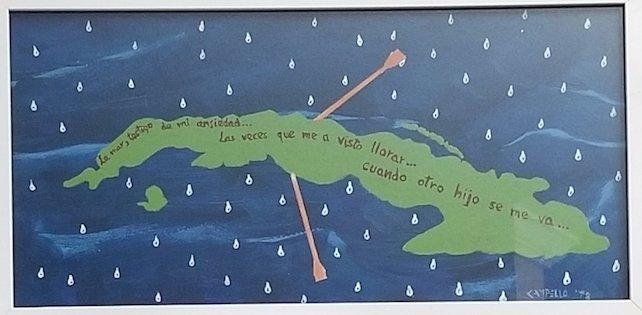 """Florencio Lennox Campello """"ISLA LLORONA"""""""
