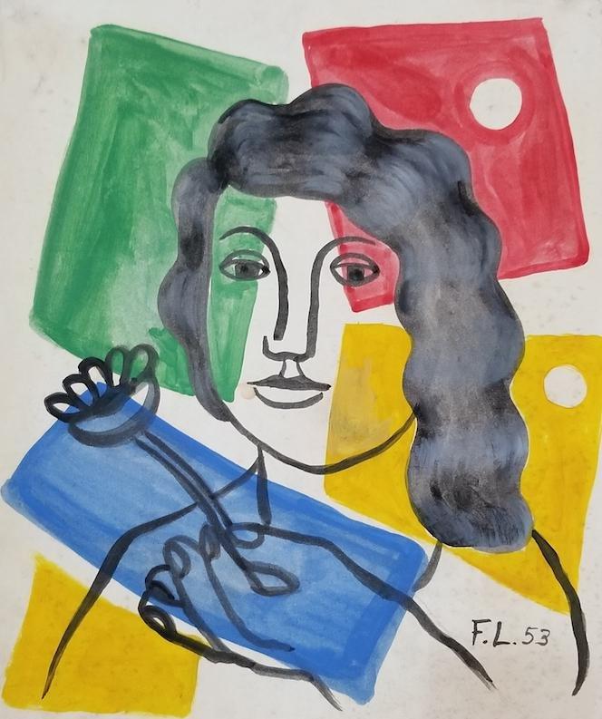 Fernand Leger (French: ; February 4, 1881 _ August 17,