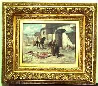 JÊzef Brandt was a Polish painter, a representative of