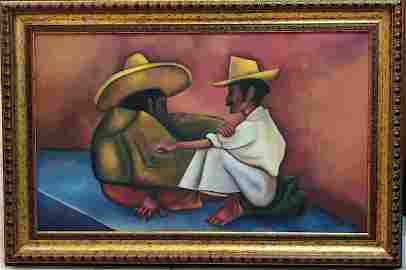 Diego Rivera.  was born on December 8, 1886, in