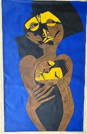 OSWALDO GUAYASAMIN.  was an Ecuadorian artist whose