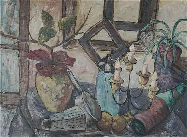 Max Weber was a Jewish-American painter and one of the