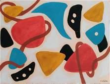 Alexander Calder was an American sculptor who is best