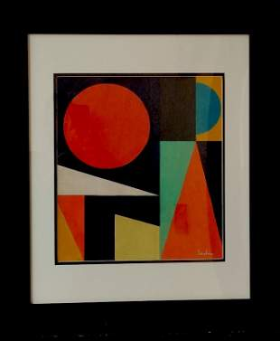 Auguste Herbin (29 April 1882 – 31 January 1960)was a