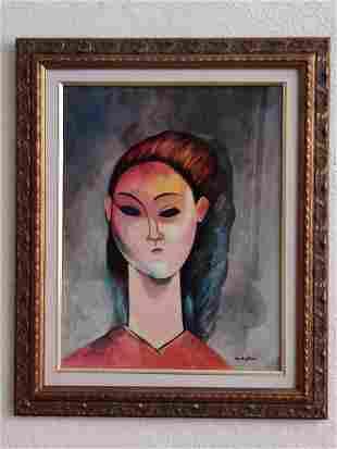 Amedeo Modigliani was an Italian Jewish painter and