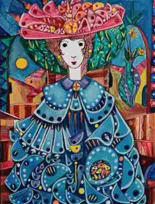 Jose Maria Mijares was a Cuban contemporary visual