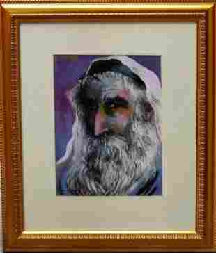 Marc Chagall was a Russian-French artist of Belarusian