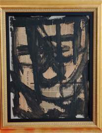 Franz Kline (May 23, 1910 – May 13, 1962) was an