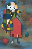 JOAN MIRO.In the Manner of.  . 20 April 1893 – 25