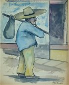 Diego Rivera.. - (1886 –1957) Art In the style of .he