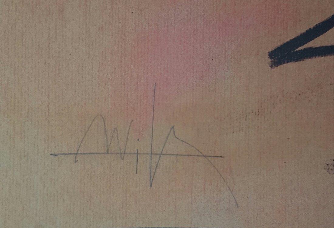 "Wilfredo Lam (1902-1982)-Serigraph-Size: 26""h x 19"".5w - 2"