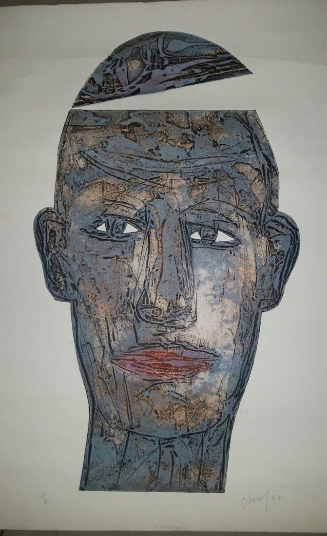 Eduardo Roca (Choco) is a contemporary Cuban artist
