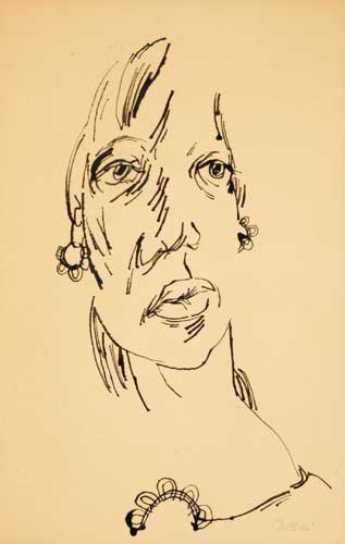 21: Colin Middleton MBE RHA (1910-1983)