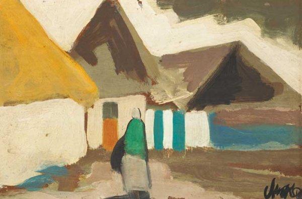 1002: Markey Robinson (1918-1999)