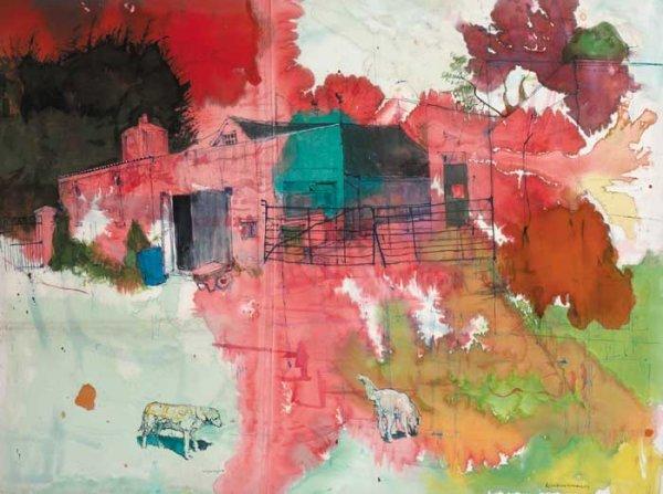 1013: Rachel Burke (b.1977)