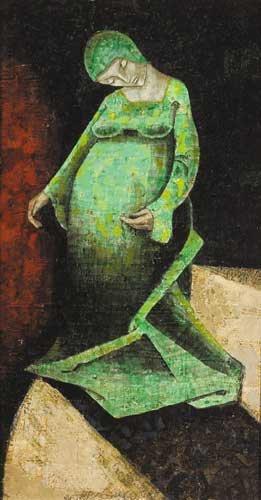 40: Patrick Pye RHA (b.1929)
