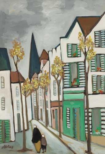 190: Markey Robinson (1918-1999)