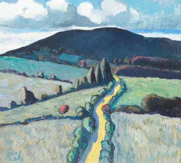 1: Peter Collis RHA (b.1929)