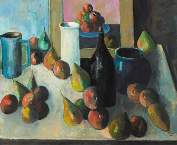 3: Peter Collis RHA (b.1929)