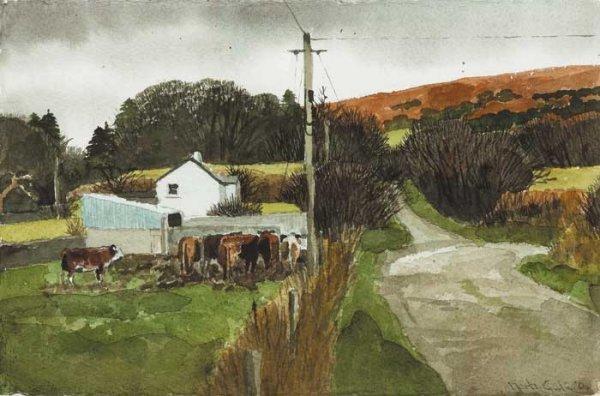 9: Martin Gale RHA (b.1949)