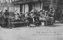 229: 1916 RISING: PICTURE POSTCARDS