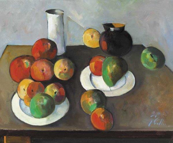 4: Peter Collis RHA (b.1929)