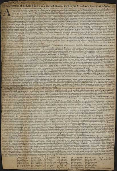 10: 1659. Cromwellian Suppression and Plantation