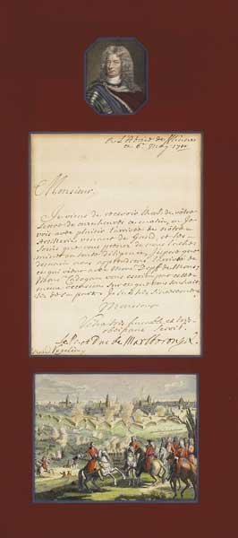 13: 1710 (6 May) John Churchill First Duke of Marlborou