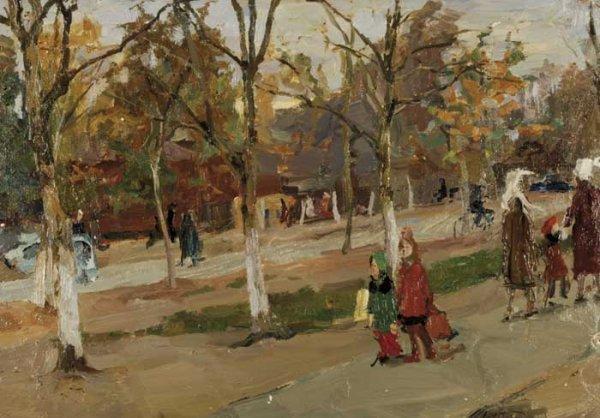 Rufel Mikhailov (b. 1936)