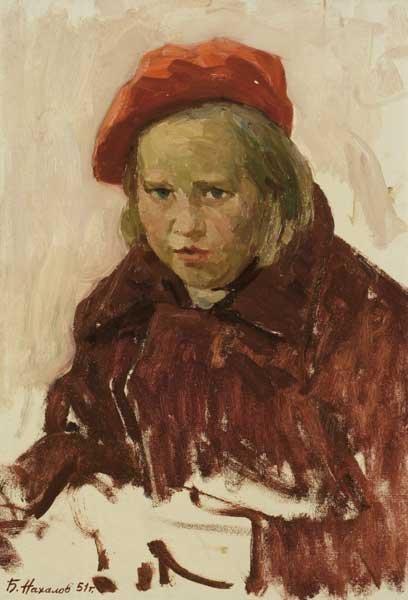 Boris Nakhalov (b. 1925)