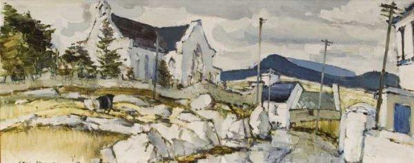 15: Cecil Maguire RHA RUA (b.1930)