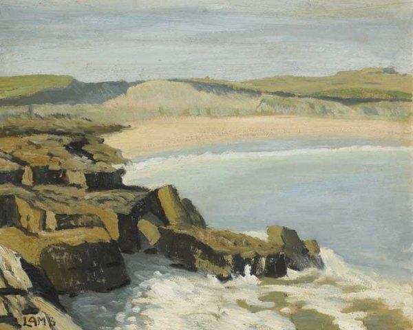 23: Charles Vincent Lamb RHA RUA (1893-1964)