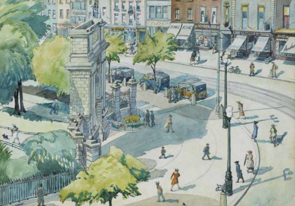 40: Harry Kernoff RHA (1900-1974)